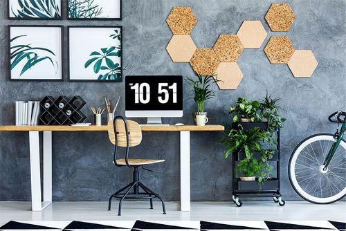 Arbeitszimmer einrichten 10 Tipps und Ideen Pinterest