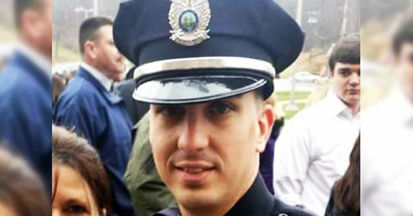 Officer Stephen Mader Police Officer African American Men