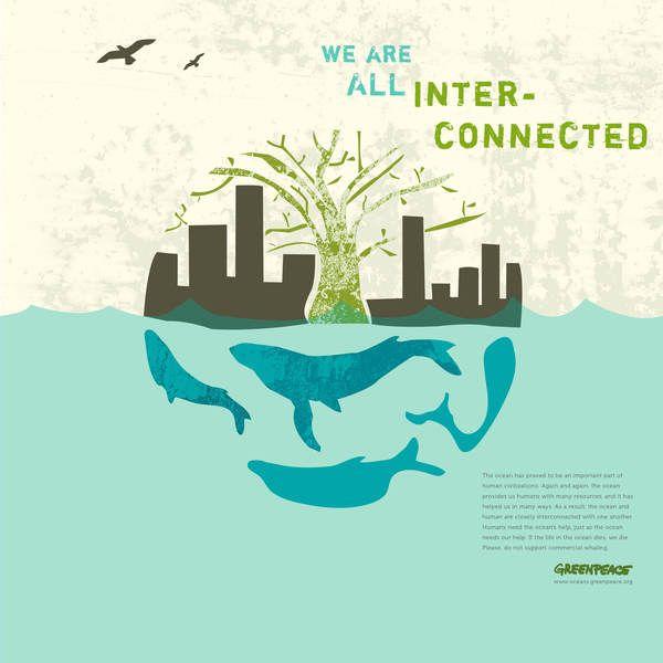 Greenpeace Poster On Behance