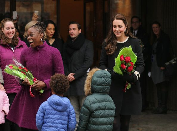 Kate Middleton Photos: Kate Middleton Meets Chirlane McCray