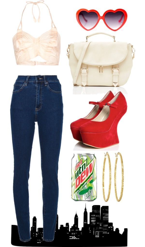 Lana Del Rey outfit
