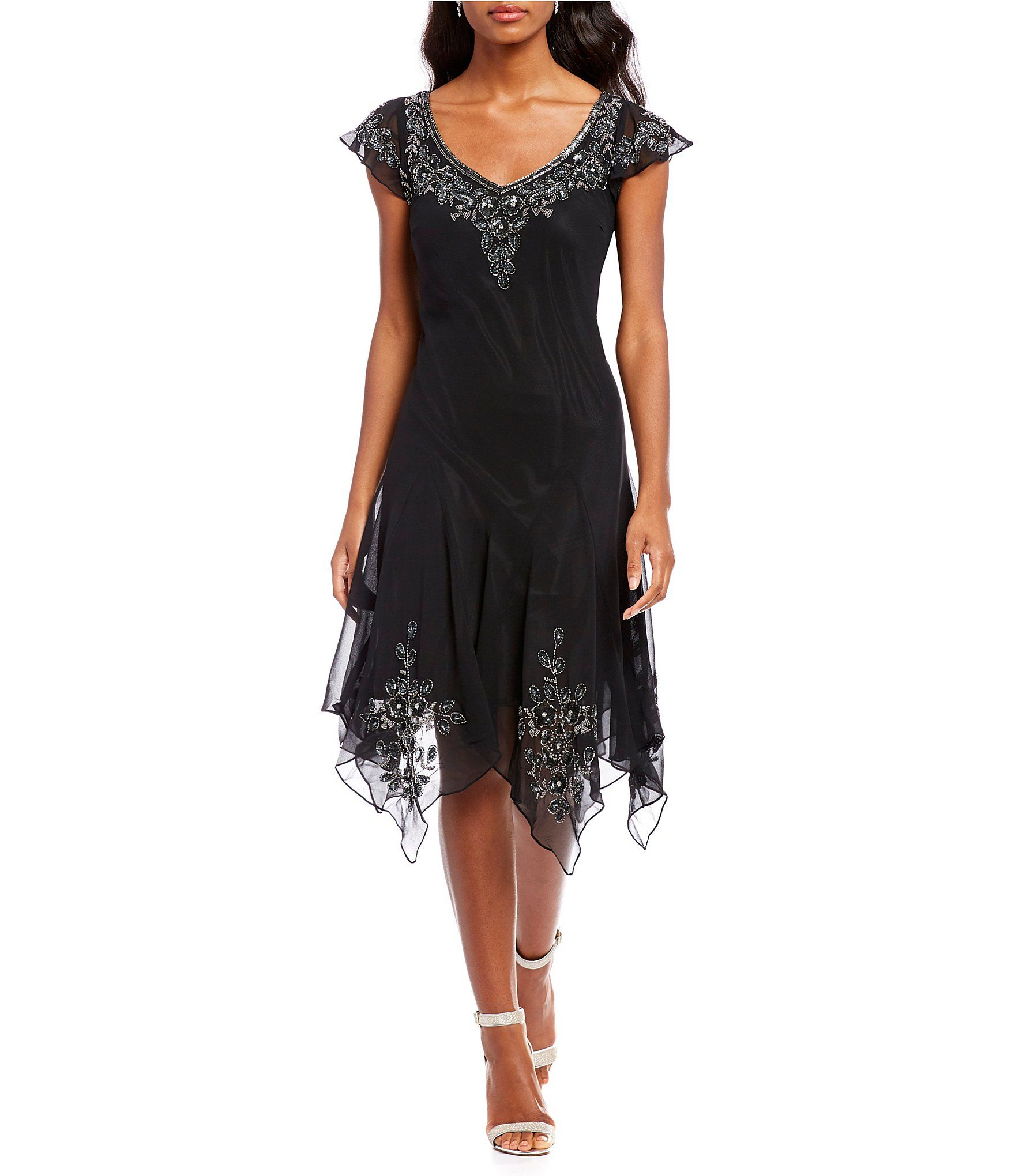 ed05371bd97f Petite Cocktail Dresses At Dillards