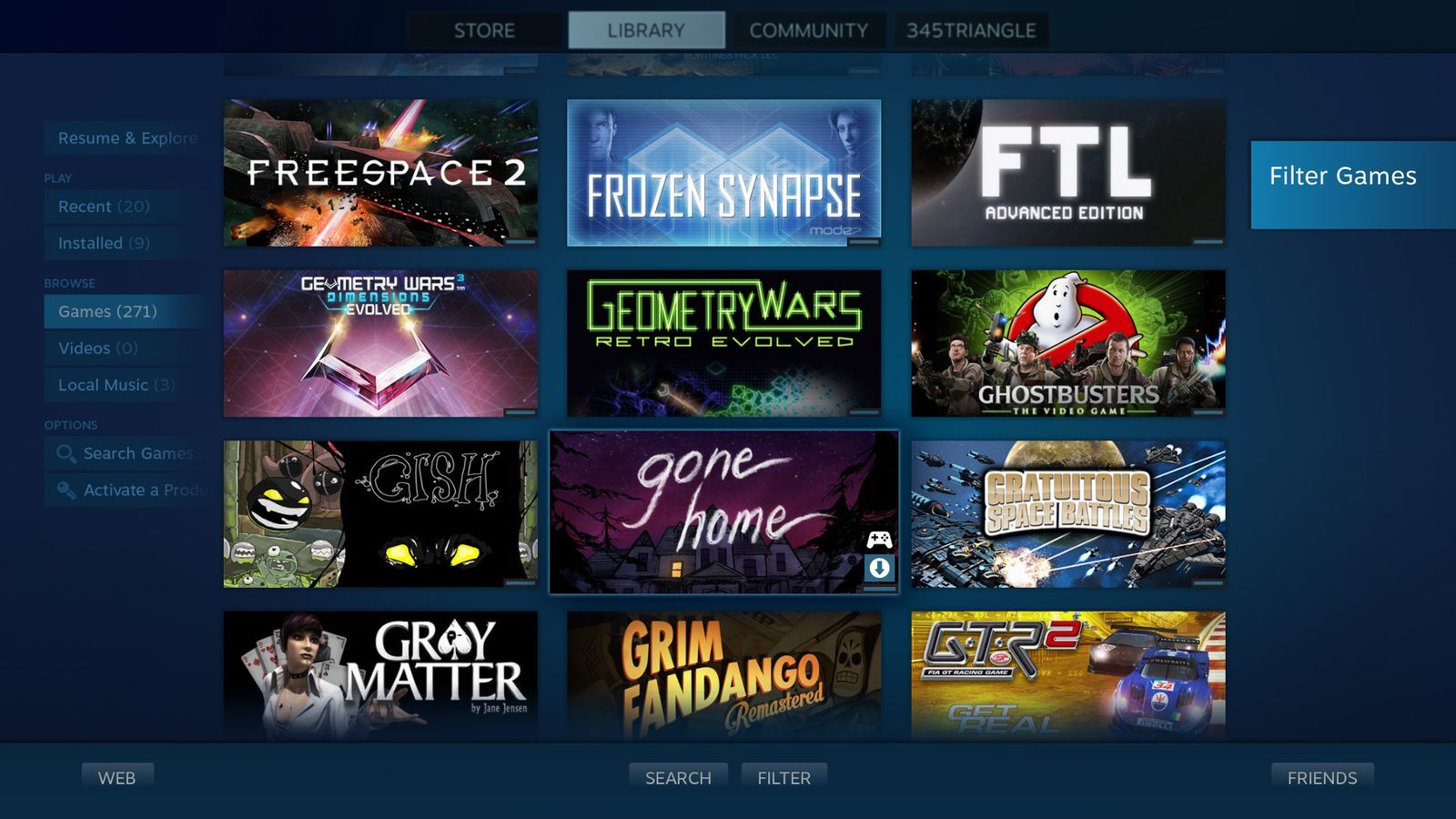 You can now stream Steam games to play on your Samsung