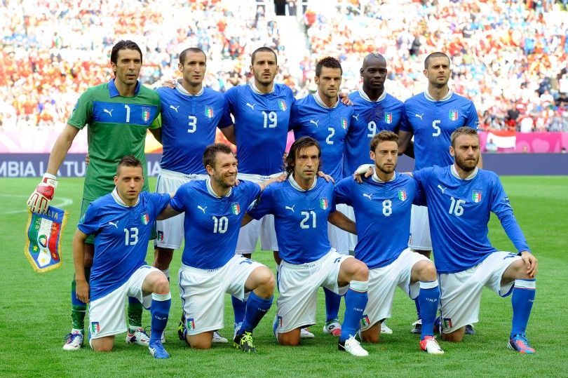Italy National Soccer Team My sports appreciation also supply me by having a 2nd income from stormyodds dot com, a great joy and revenue combo.