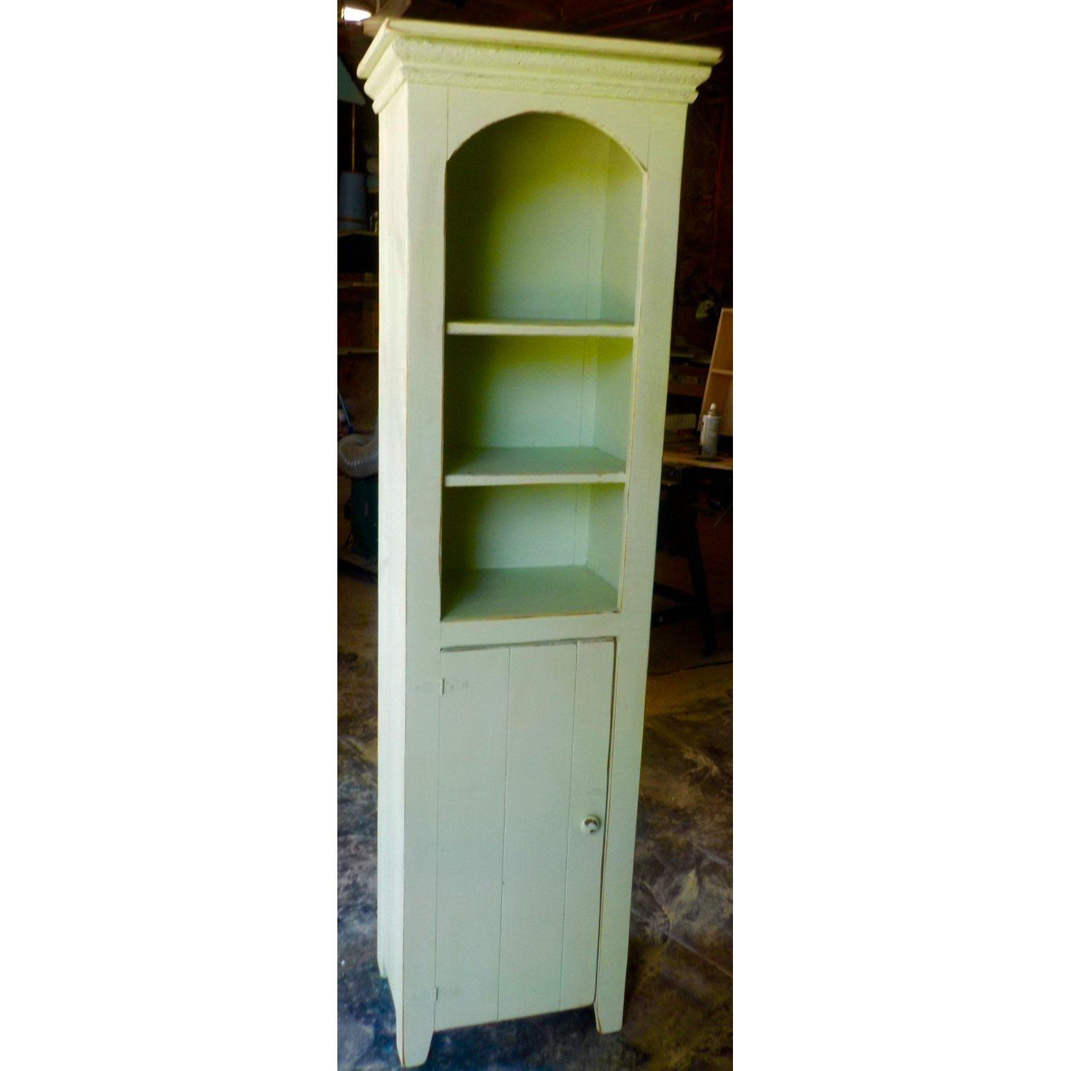 Painting Knotty Pine Cabinets: Knotty Pine Jelly Cabinet-Custom Made Just For You