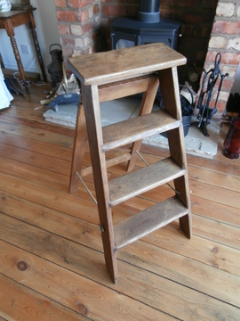 Old Step Ladders Step Ladders Old Wooden Crates Old Crates