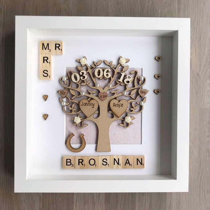 Diy Wedding Anniversary Gifts: 19 Thoughtful Wedding Gifts For The Happy Couple