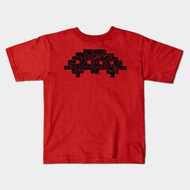 Space Invaders 2 Young T-Shirt