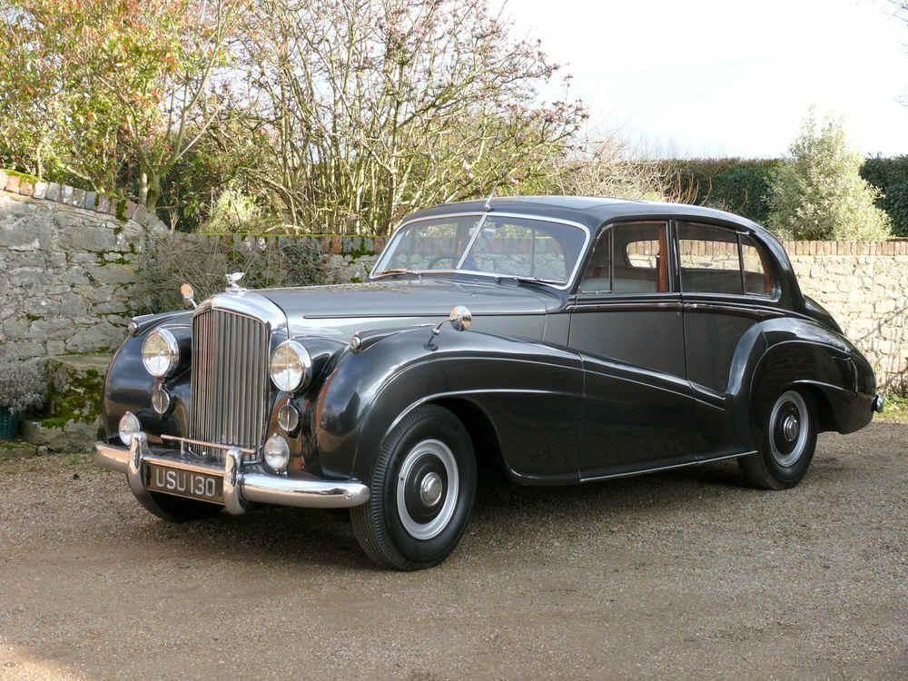 eBay: 1953 Bentley R Type Lightweight Saloon by H.J Mulliner ...