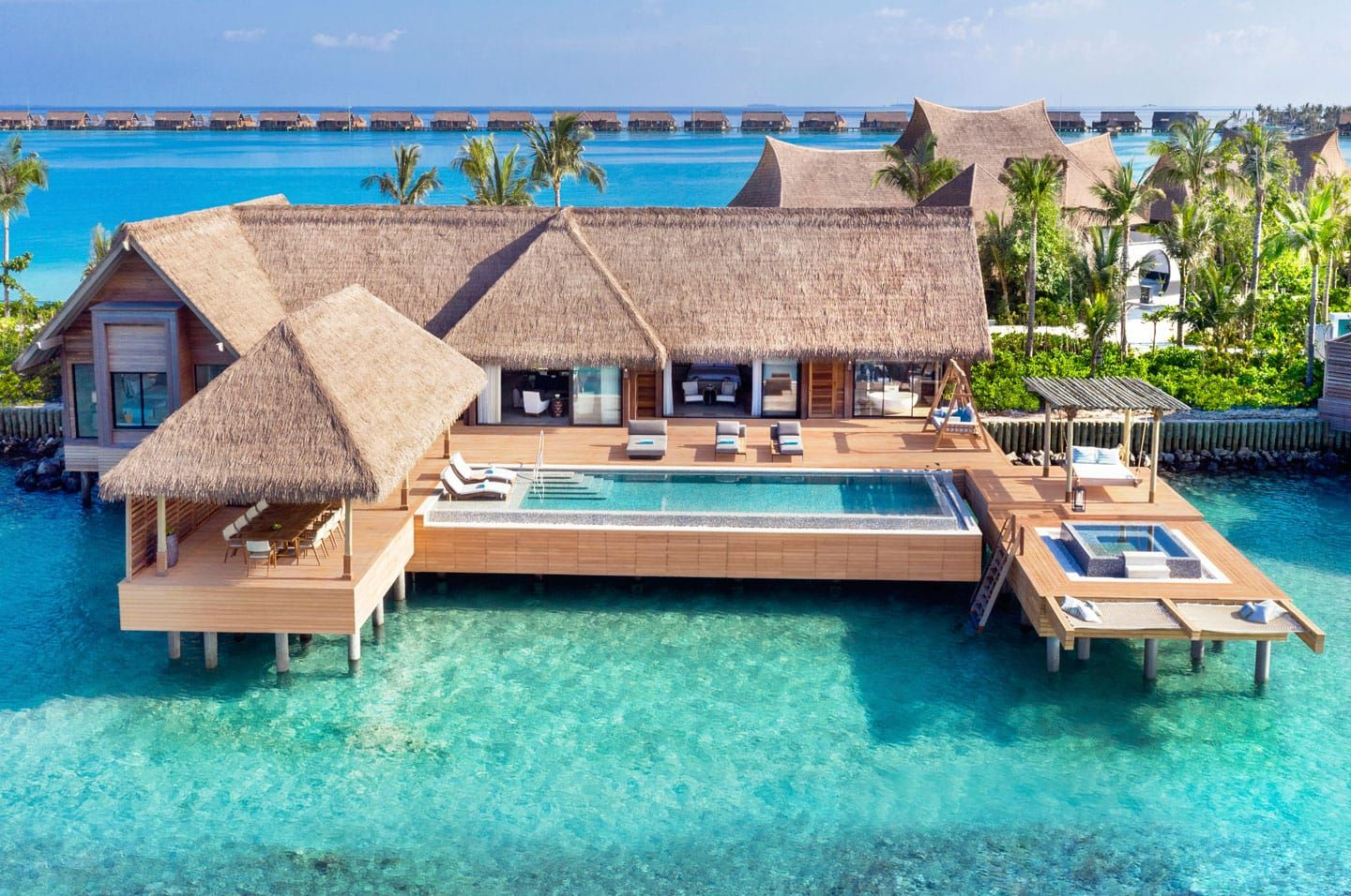 Boutique Hotel Maldives Luxury Resorts In The Water Waldorf
