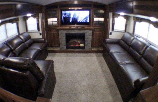 2013 Keystone Montana 3750FL Fully Loaded Front Living Room Fifth Wheel ...SOLD!