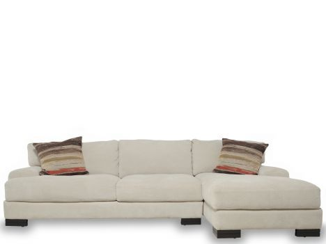 JLO 3702PCSECT Jonathan Louis Burton Sofa With Chaise