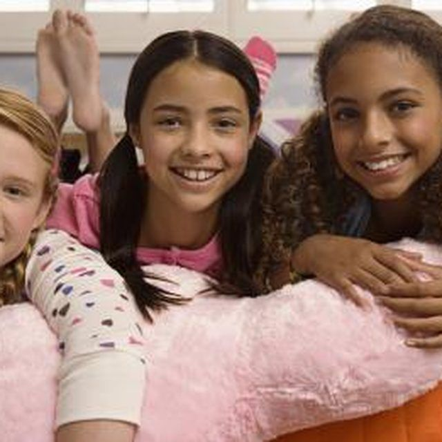Slumber Party Ideas For 10 Year Old Girls