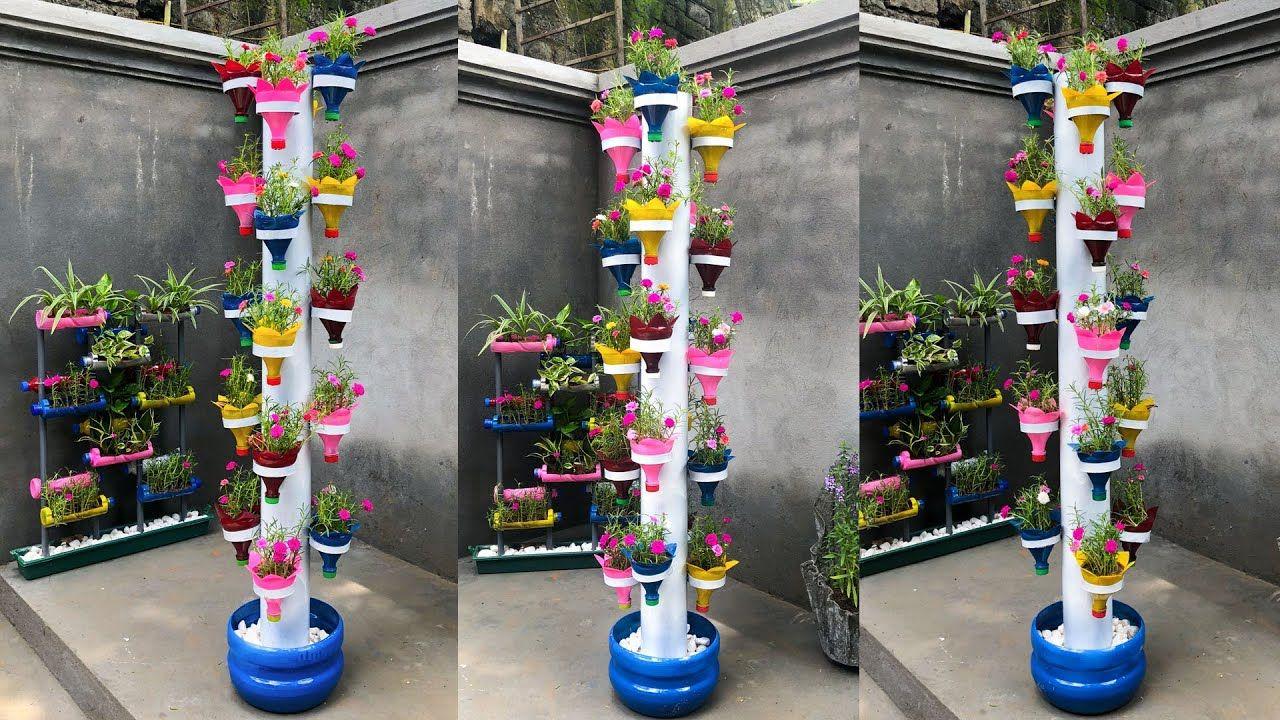 19++ Plastic bottle craft work ideas
