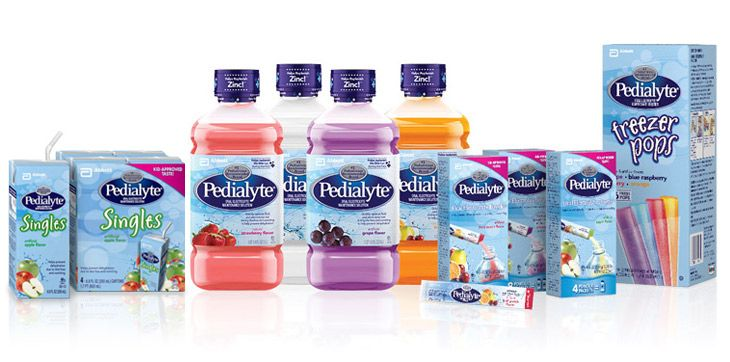 Pedialyte Products Are The 1 Pediatrician Recommended Electrolyte Solution Sugar Free Drinks Nutrition Branding Swallow Food