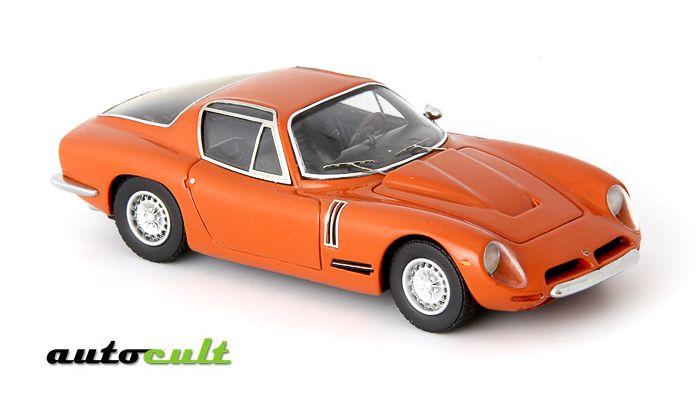 1965 Bizzarrini 1900 GT Europa, 1:43 by AutoCult