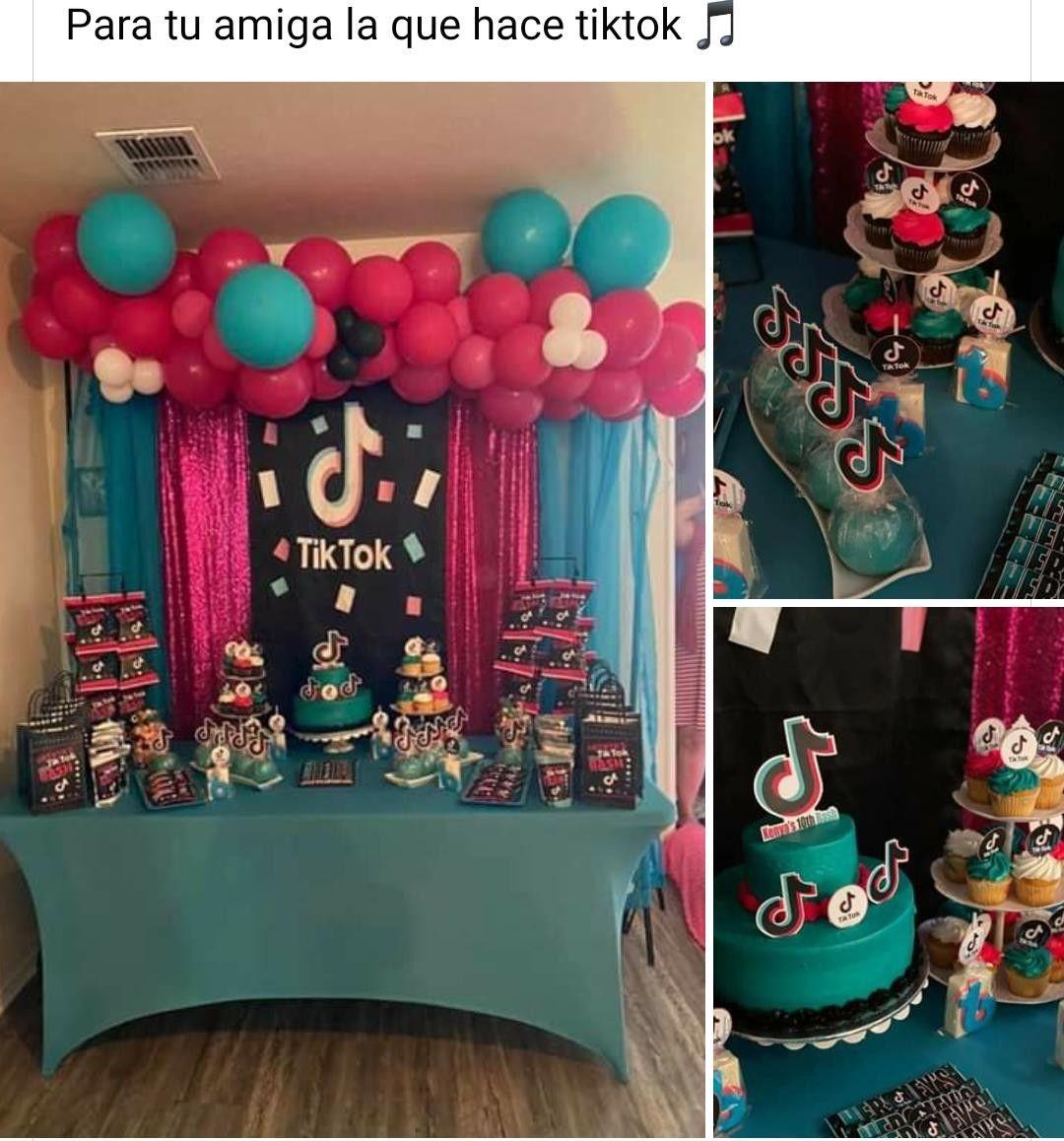 Pin By M Trinidad On Tiktok In 2020 Birthday Surprise Party Kids Themed Birthday Kids Themed Birthday Parties Birthday Surprise Party Dance Party Birthday