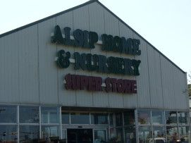 Article. 12 13 2012. A dozen Chicago-area pet stores—including Alsip Home and Nursery in Frankfort —have been listed in a puppy mill investigation conducted by the Humane Society of the United States.
