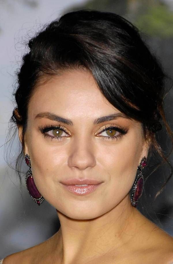 Best Eye Makeup For Dark Brown Eyes And Olive Skin Olive Skin