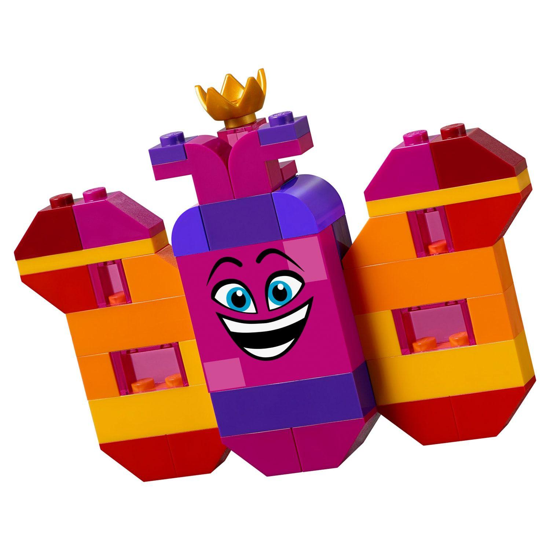 78e92b11666 LEGO MOVIE 2 Queen Watevra's Build Whatever Box! 70825 #Queen, #MOVIE, #LEGO,  #Watevra