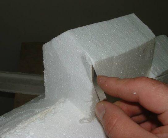 Bellissimo e facile da creare il presepe di polistirolo for Realizzare impianto idraulico fai da te