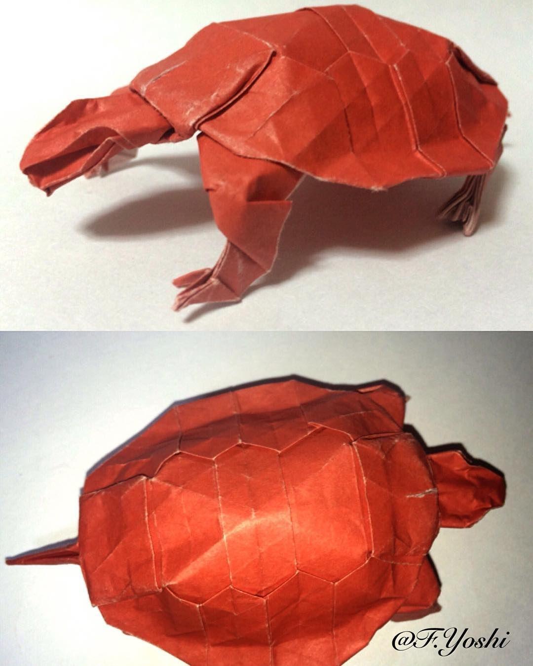 Instagram Photo By Fumiya Yoshidome May 11 2016 At 7 51pm Utc Turtle Design Turtle Pond Paper Crafts