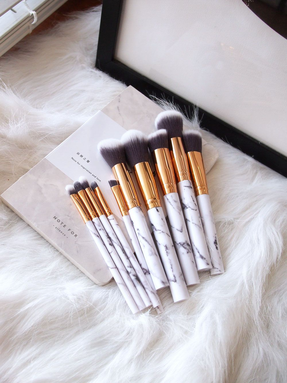 Pin by Wish United on Beauty Makeup brush set, Brush set