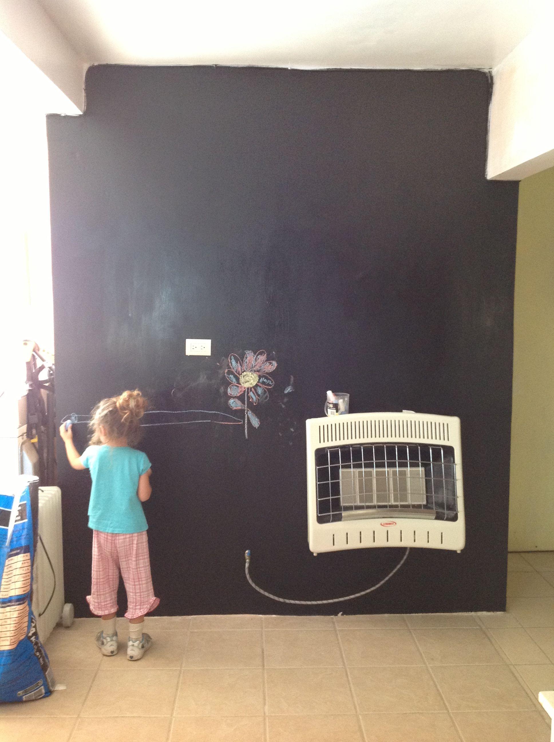 Chalkboard . Pared pizarra