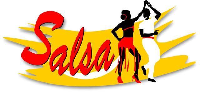 Bajar de peso bailando salsa caricatura