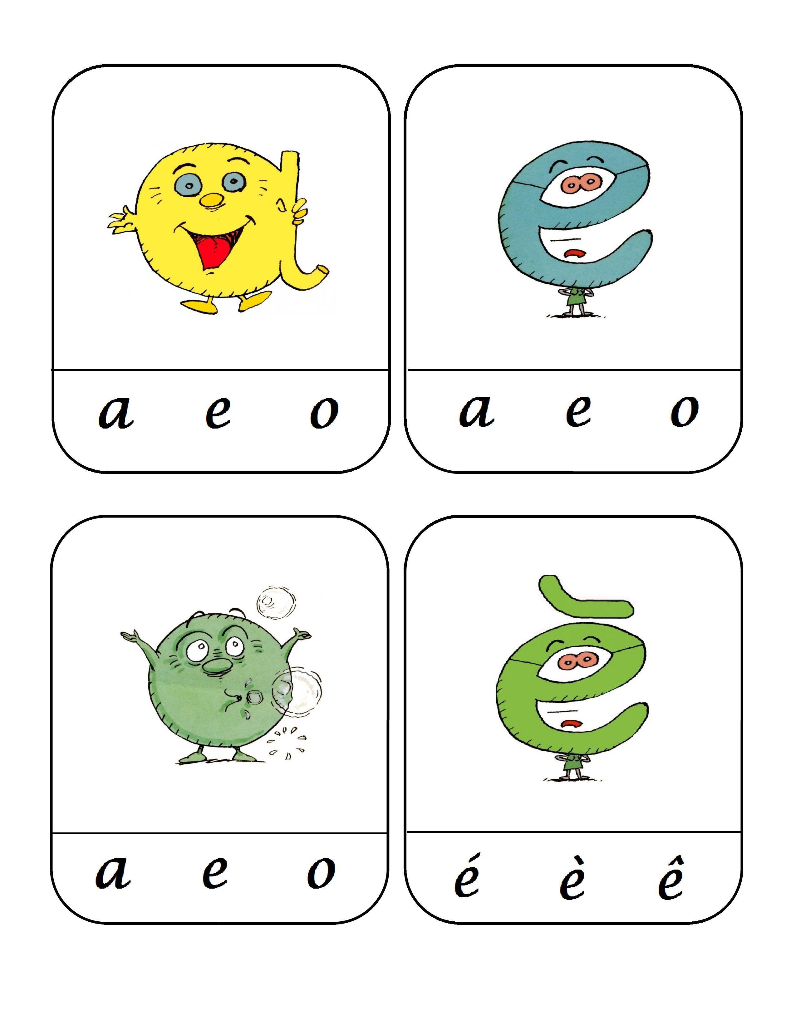 Relativ Associer un alphas à un lettre - Satilu les alphas | ALPHAS  FL12