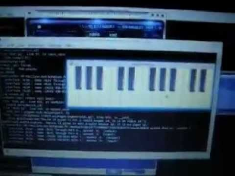 Python MIDI Input and Output Success Using PyGame - YouTube