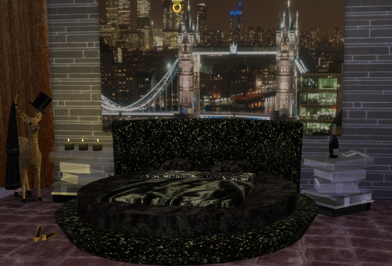 Gothic Schlafzimmer ~ Lana cc finds gothic bedroom by the shed ts4 room sets