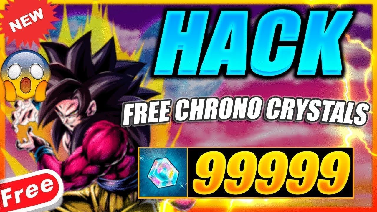 Dragon Ball Legends Hack Free Crystals [MOD APK] trong 2020