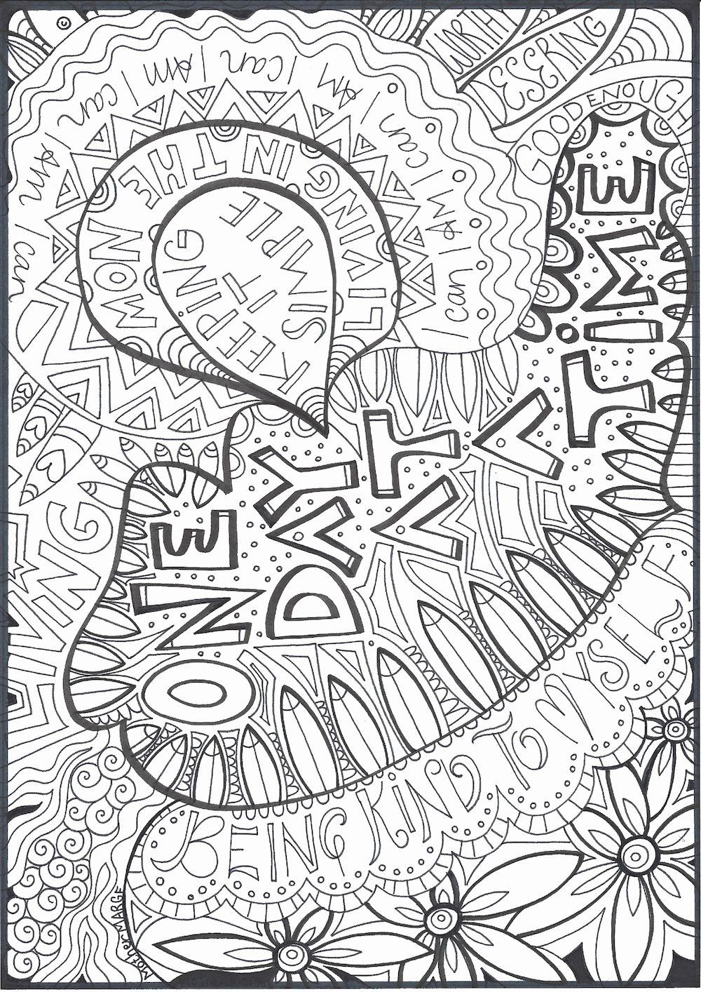 Coloring Pages For Adults Fairies Gambar