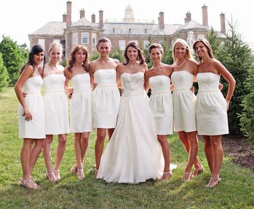Ideas For Choosing Bridesmaid Dresses Calgary Wedding Planning Tips