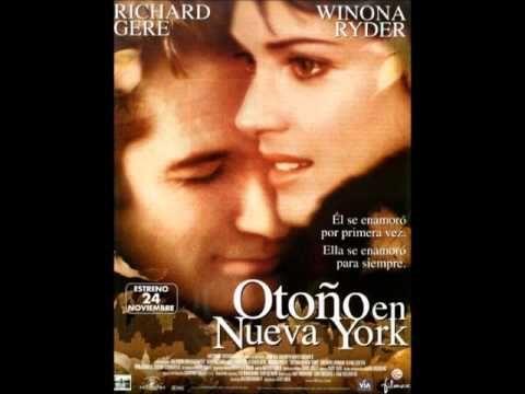 Otono En Nueva York Peliculas Divertidas Mejores Peliculas Romanticas Peliculas Hermosas