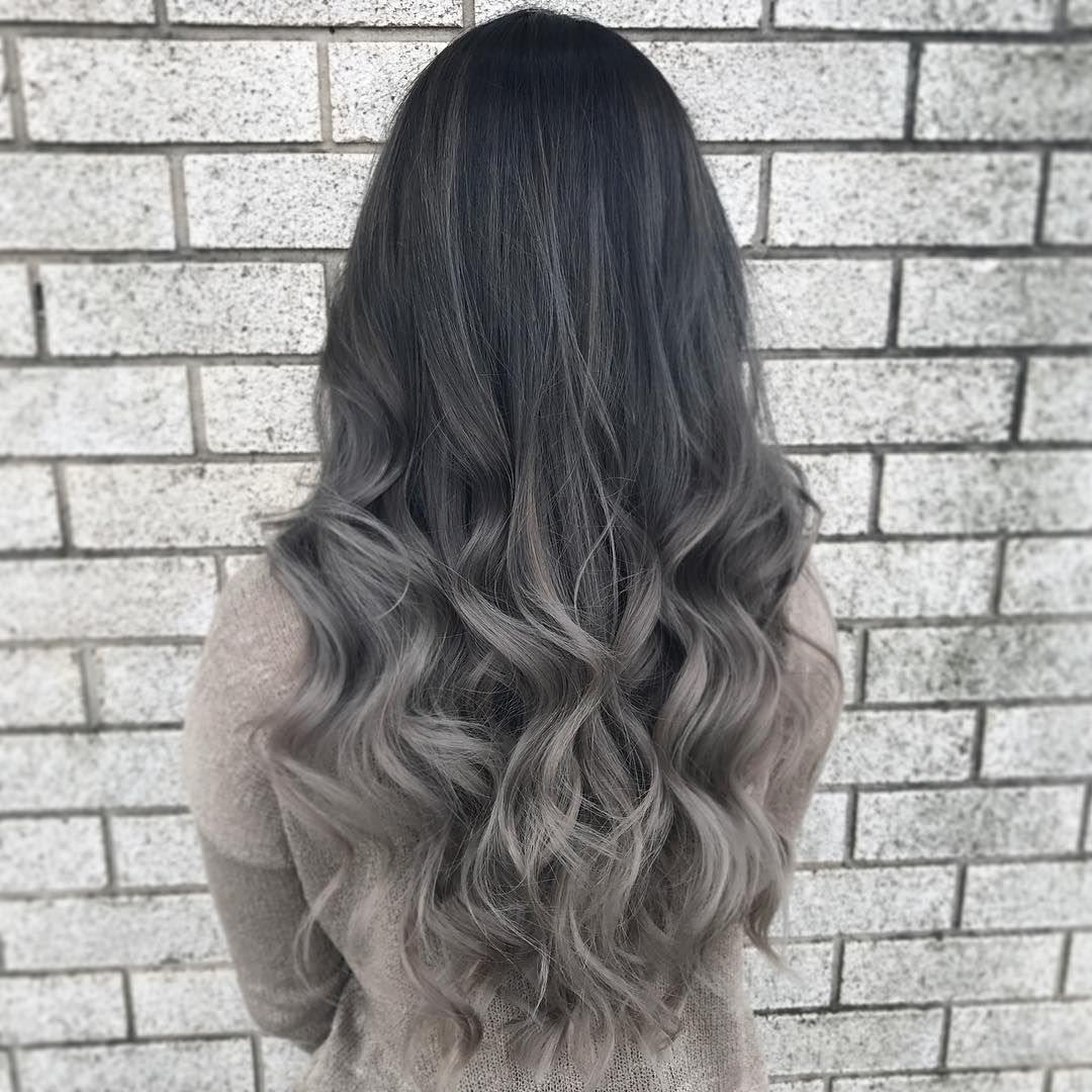 Best Of Gray Brown Hair Color