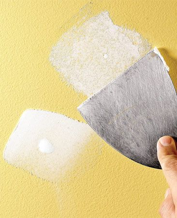 Preparing Walls for Painting: Problem Walls | Walls, Household and House