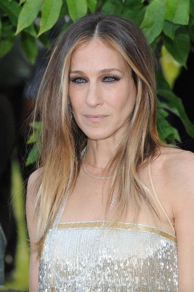 Strange Homepage Sarah Jessica Parker Highlights And Ombre With Highlights Hairstyle Inspiration Daily Dogsangcom