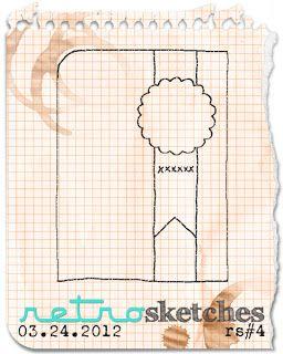 retro sketches : a challenge: retrosketches #4...