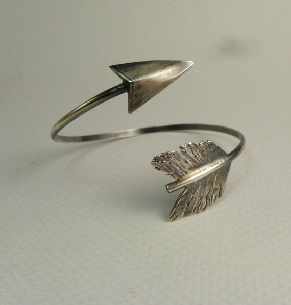 silver shop bracelet fashion arrow renegade bangle bracelets jewelry chic accessories gold rose