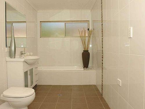 Bathroom Tile Ideas For Small Bathrooms Redboth Com Small Bathroom Tiles Simple Bathroom Minimalist Bathroom Design