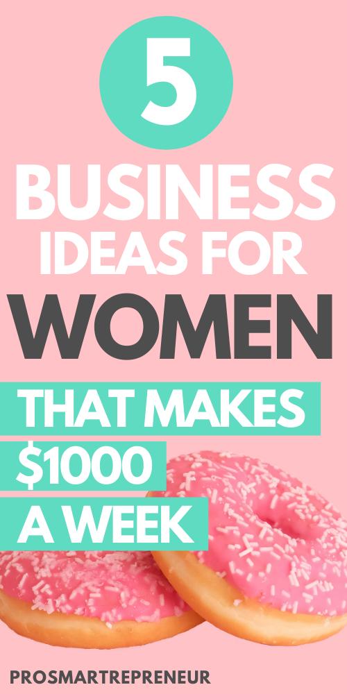 5 Lucrative Home Business Ideas for Women That mak