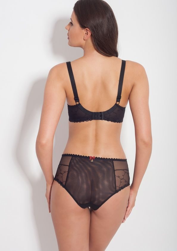 9c631265f3c2d Samanta lingerie - New collect SIVA black bra: A922 pants: B500 www.samanta .eu