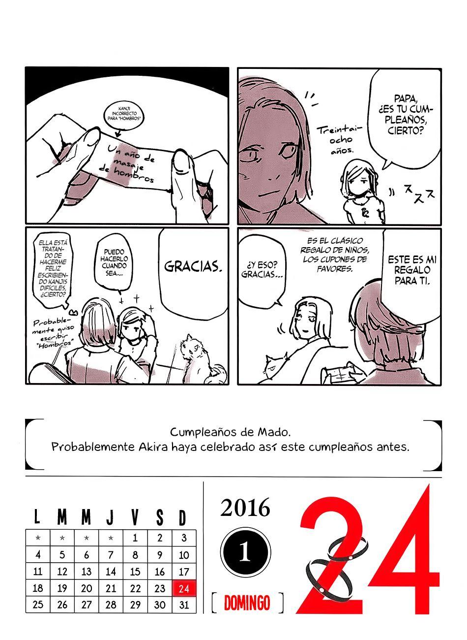 Tokyo Ghoul Calendario 2016 1.00 por Manga Works (con