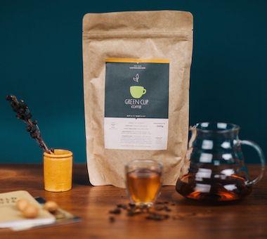 FEINER TEE AUS KAFFEEKIRSCHEN | Green Cup Coffee