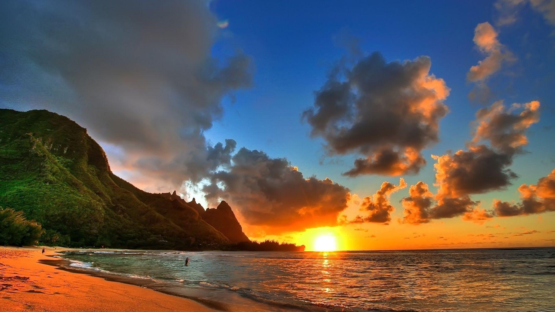 winter or summer sunsets | Summer Sunset Wallpaper HD