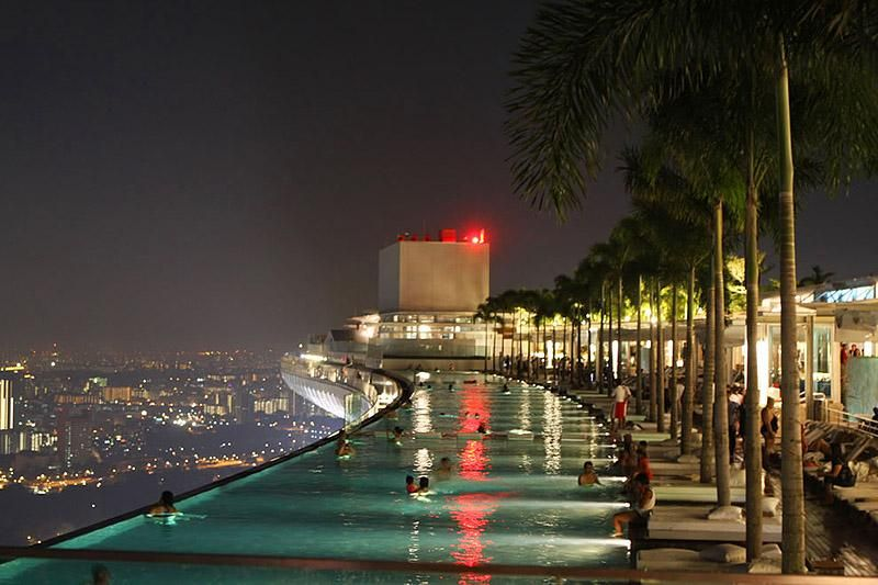 Rooftop Swimming Pool Outdoor Pool Ideas Ifinterior A Daily Source For Inspiration And Fresh Ideas Sands Hotel Singapore Sands Singapore Beautiful Hotels