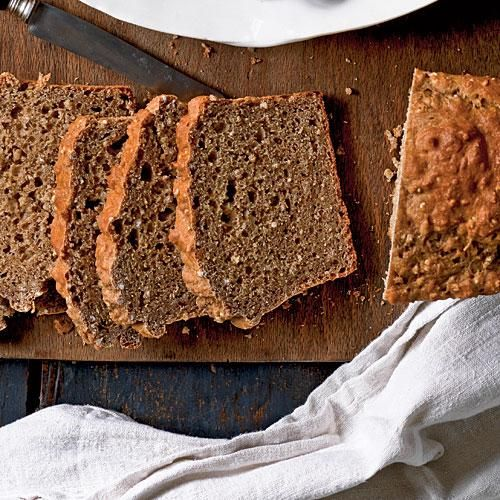 Healthy Irish Recipes: Brown Soda Bread