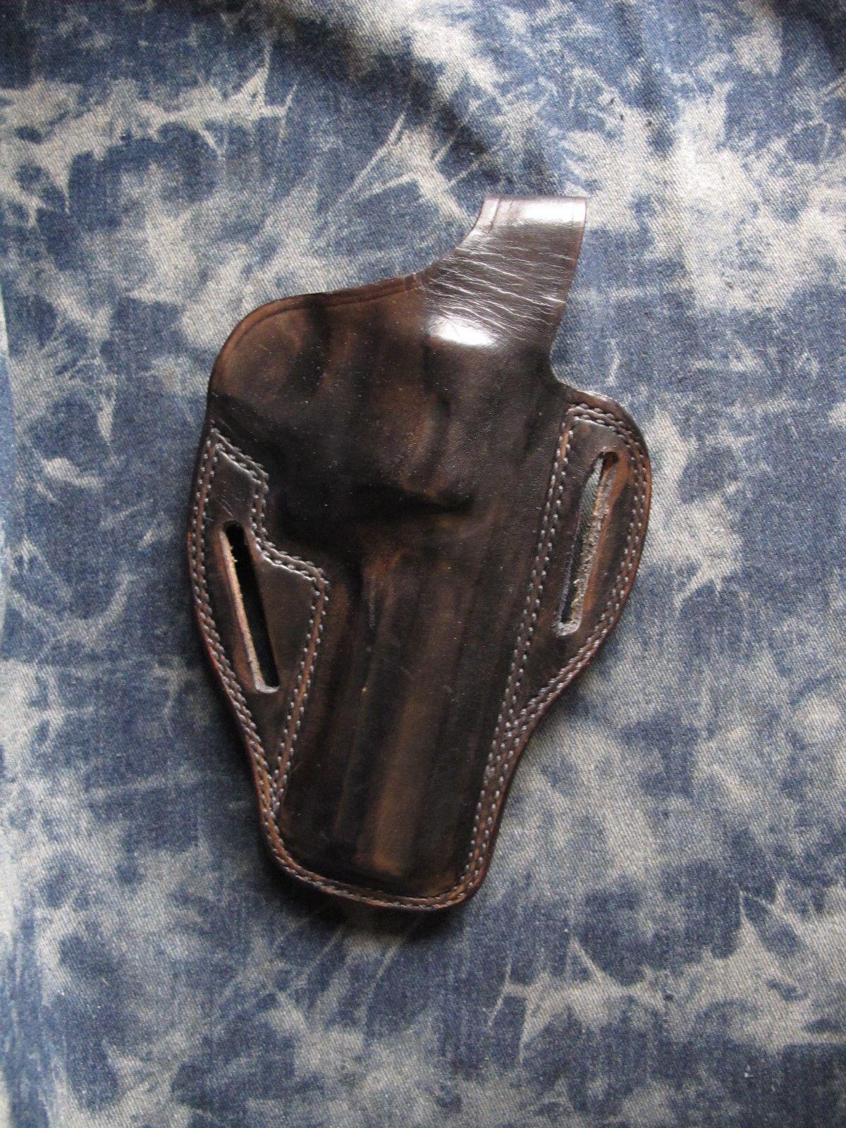 Bianchi Leather RH Holster for S&W K/L Frame 4\